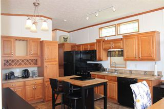 Photo 3: 174 53126 RR 70: Rural Parkland County Manufactured Home for sale : MLS®# E4206408