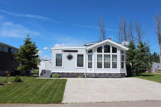 Photo 2: 174 53126 RR 70: Rural Parkland County Manufactured Home for sale : MLS®# E4206408