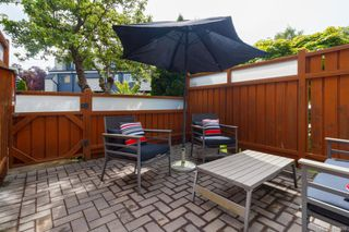Photo 18: 1 50 Montreal St in Victoria: Vi James Bay Row/Townhouse for sale : MLS®# 841698