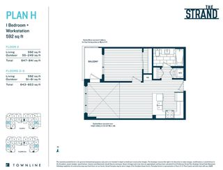 Photo 12: 207 2525 CLARKE STREET in Port Moody: Port Moody Centre Condo for sale : MLS®# R2481257