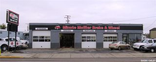 Photo 1: 14 Railway Avenue East in North Battleford: Commercial for sale : MLS®# SK839094