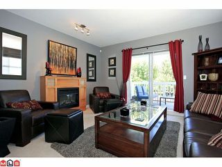 "Photo 2: 5 7179 201ST Street in Langley: Willoughby Heights Townhouse for sale in ""THE DENIM"" : MLS®# F1219609"