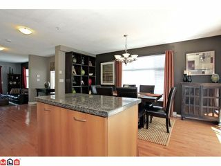 "Photo 5: 5 7179 201ST Street in Langley: Willoughby Heights Townhouse for sale in ""THE DENIM"" : MLS®# F1219609"