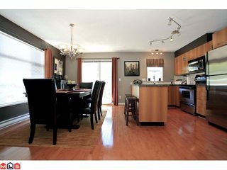 "Photo 3: 5 7179 201ST Street in Langley: Willoughby Heights Townhouse for sale in ""THE DENIM"" : MLS®# F1219609"
