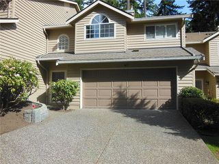 Photo 1: 40 DEERWOOD Place in Port Moody: Heritage Mountain Townhouse for sale : MLS®# V998370