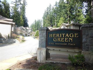 Photo 9: 40 DEERWOOD Place in Port Moody: Heritage Mountain Townhouse for sale : MLS®# V998370