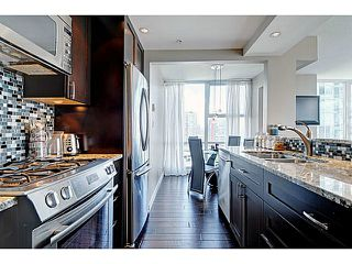 Photo 10: # 1608 193 AQUARIUS ME in Vancouver: Yaletown Condo for sale (Vancouver West)  : MLS®# V1013693