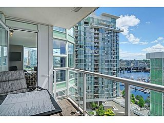 Photo 17: # 1608 193 AQUARIUS ME in Vancouver: Yaletown Condo for sale (Vancouver West)  : MLS®# V1013693