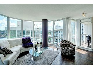 Photo 4: # 1608 193 AQUARIUS ME in Vancouver: Yaletown Condo for sale (Vancouver West)  : MLS®# V1013693