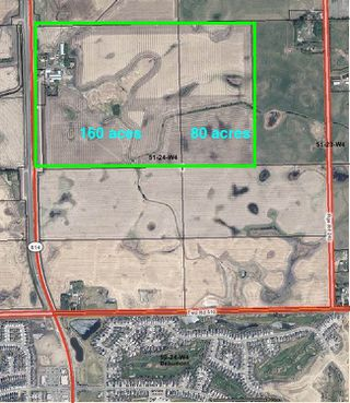 Photo 5: A51069 HWY 814: Rural Leduc County Rural Land/Vacant Lot for sale : MLS®# E3345455