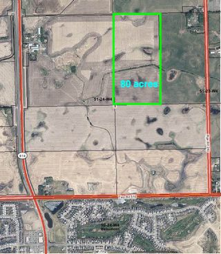 Photo 4: A51069 HWY 814: Rural Leduc County Rural Land/Vacant Lot for sale : MLS®# E3345455