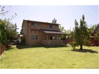 Photo 9:  in VICTORIA: SW Glanford Single Family Detached for sale (Saanich West)  : MLS®# 415958