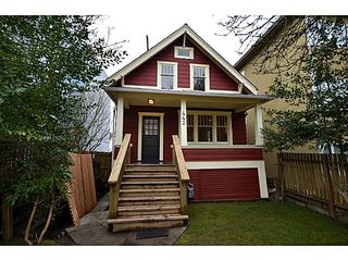 Photo 1: 442 E 15TH Avenue in Vancouver: Mount Pleasant VE House for sale (Vancouver East)  : MLS®# V1075242