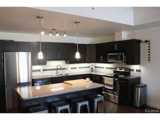 Photo 3: 115 340 Waterfront Drive in Winnipeg: Central Winnipeg Townhouse for sale : MLS®# 1504942