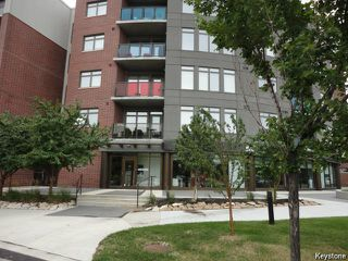 Photo 1: 115 340 Waterfront Drive in Winnipeg: Central Winnipeg Townhouse for sale : MLS®# 1504942