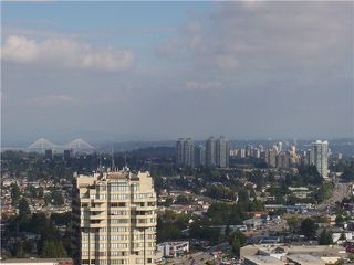 Photo 8: # 3602 4880 BENNETT ST in Burnaby: Metrotown Condo for sale (Burnaby South)  : MLS®# V1127586