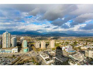 Photo 5: # 3602 4880 BENNETT ST in Burnaby: Metrotown Condo for sale (Burnaby South)  : MLS®# V1127586