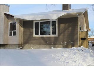 Photo 1: 35 Sage Wood Avenue in Winnipeg: Sun Valley Park Residential for sale (3H)  : MLS®# 1630666