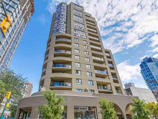 Photo 1: 908 789 DRAKE STREET in Vancouver: Downtown VW Condo for sale (Vancouver West)  : MLS®# R2334073