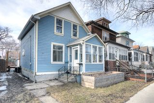 Photo 1: 501 Rathgar Avenue in Winnipeg: Lord Roberts Single Family Detached for sale (1Aw)  : MLS®# 1908482