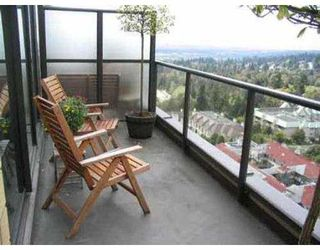 "Photo 5: 1603 7388 SANDBORNE AV in Burnaby: South Slope Condo for sale in ""MAYFAIR PLACE"" (Burnaby South)  : MLS®# V556794"
