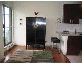 "Photo 3: 1603 7388 SANDBORNE AV in Burnaby: South Slope Condo for sale in ""MAYFAIR PLACE"" (Burnaby South)  : MLS®# V556794"