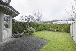 "Photo 2: 107 2880 PANORAMA Drive in Coquitlam: Westwood Plateau Townhouse for sale in ""Greyhawke Estate"" : MLS®# R2387947"