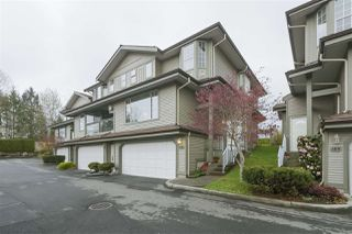 "Photo 1: 107 2880 PANORAMA Drive in Coquitlam: Westwood Plateau Townhouse for sale in ""Greyhawke Estate"" : MLS®# R2387947"