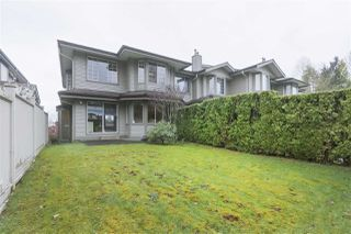 "Photo 20: 107 2880 PANORAMA Drive in Coquitlam: Westwood Plateau Townhouse for sale in ""Greyhawke Estate"" : MLS®# R2387947"