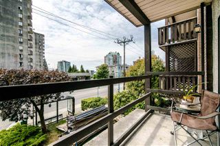 """Photo 18: 107 170 E 3RD. Street in North Vancouver: Lower Lonsdale Condo for sale in """"Bristol Court"""" : MLS®# R2394183"""