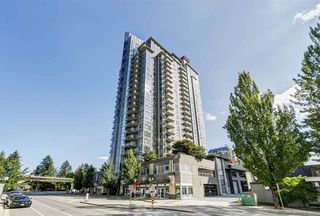 "Photo 1: 2102 3008 GLEN Drive in Coquitlam: North Coquitlam Condo for sale in ""M2 by Cressey"" : MLS®# R2403758"