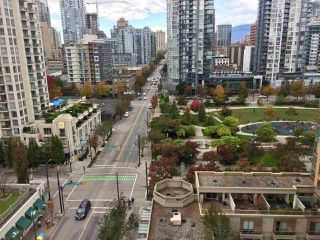 """Photo 3: 1303 1155 HOMER Street in Vancouver: Yaletown Condo for sale in """"City Crest"""" (Vancouver West)  : MLS®# R2412766"""