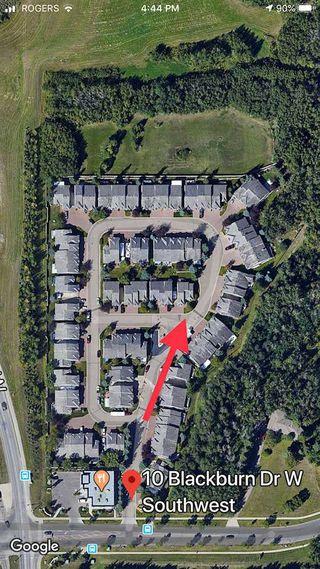 Photo 3: 17, 10 BLACKBURN Drive W in Edmonton: Zone 55 Condo for sale : MLS®# E4188579