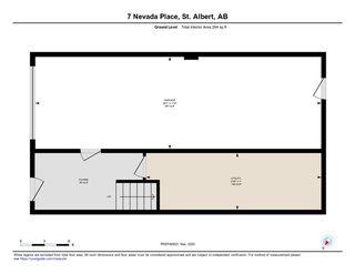 Photo 45: 21 7 NEVADA Place: St. Albert House Half Duplex for sale : MLS®# E4190440
