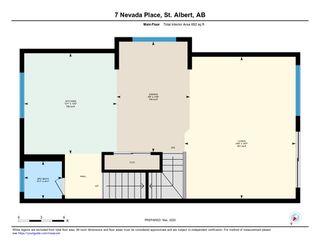 Photo 46: 21 7 NEVADA Place: St. Albert House Half Duplex for sale : MLS®# E4190440