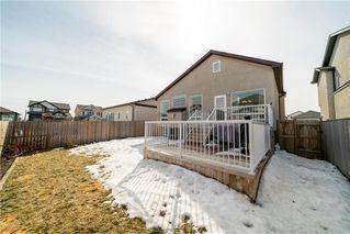 Photo 39: 161 Purple Sage Crescent in Winnipeg: Sage Creek Residential for sale (2K)  : MLS®# 202006702