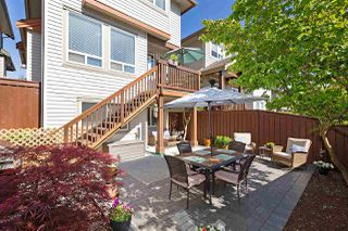 Photo 22: 40 2381 ARGUE Street in Port Coquitlam: Citadel PQ Townhouse for sale : MLS®# R2454029