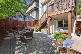 Photo 21: 40 2381 ARGUE Street in Port Coquitlam: Citadel PQ Townhouse for sale : MLS®# R2454029