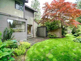 """Photo 31: 4713 GLENWOOD Avenue in North Vancouver: Canyon Heights NV Townhouse for sale in """"Montroyal Village"""" : MLS®# R2464484"""