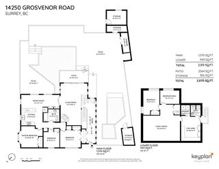 Photo 33: 14250 GROSVENOR Road in Surrey: Bolivar Heights House for sale (North Surrey)  : MLS®# R2478236