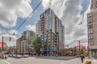 "Photo 1: 718 188 KEEFER Street in Vancouver: Downtown VE Condo for sale in ""188 KEEFER"" (Vancouver East)  : MLS®# R2480366"
