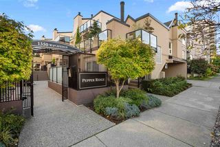 Main Photo: 11 1350 W 6TH Avenue in Vancouver: Fairview VW Townhouse for sale (Vancouver West)  : MLS®# R2511655