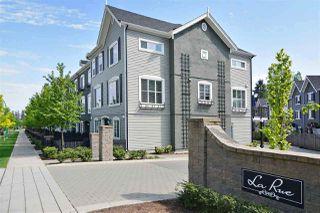 "Photo 1: 15 19180 65 Avenue in Surrey: Clayton Townhouse for sale in ""La Rue"" (Cloverdale)  : MLS®# R2518284"