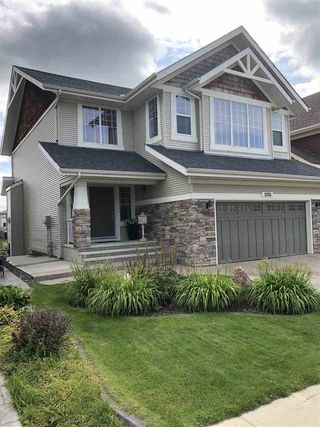 Photo 35: 1335 KAPYONG Avenue in Edmonton: Zone 27 House for sale : MLS®# E4224711