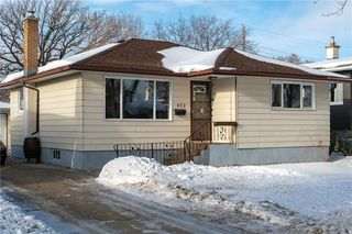 Main Photo: 452 Marjorie Street in Winnipeg: St James Residential for sale (5E)  : MLS®# 202100816