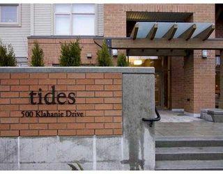 "Photo 9: 104 500 KLAHANIE Drive in Port Moody: Port Moody Centre Condo for sale in ""TIDES"" : MLS®# V939597"