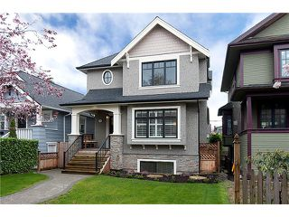 Photo 1: 566 W 19TH Avenue in Vancouver: Cambie House for sale (Vancouver West)  : MLS®# V1000675