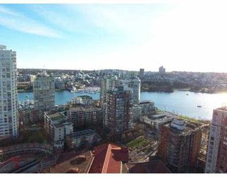 Photo 7: # 2302 212 DAVIE ST in Vancouver: Yaletown Condo for sale (Vancouver West)  : MLS®# V983040