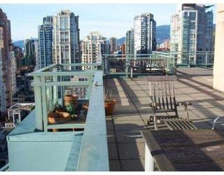 Photo 5: # 2302 212 DAVIE ST in Vancouver: Yaletown Condo for sale (Vancouver West)  : MLS®# V983040