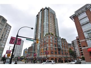 Photo 14: # 2302 212 DAVIE ST in Vancouver: Yaletown Condo for sale (Vancouver West)  : MLS®# V983040